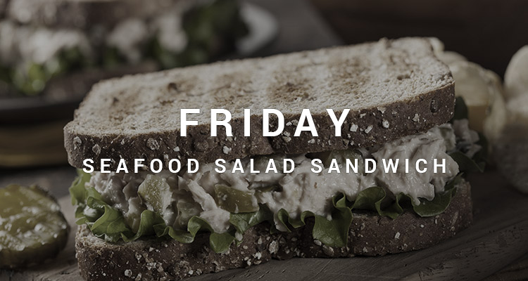 friday Restaurant Special